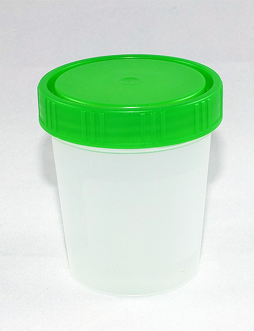 3oz collection cups for drug testing.