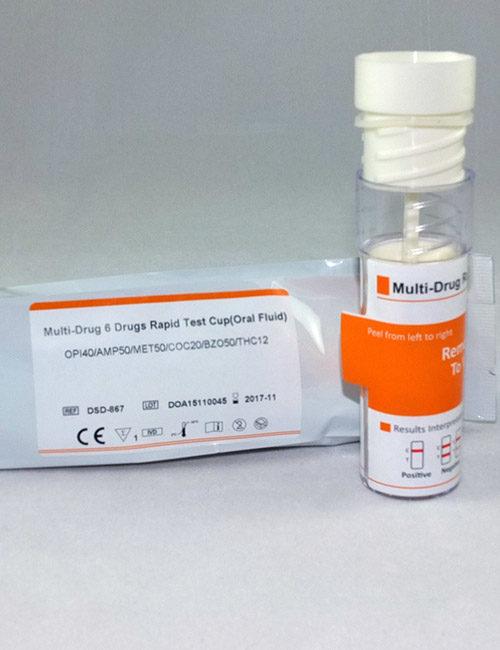 UKDT 12 in 1 drug cup.