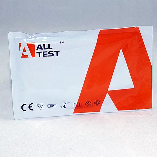 Single use drug test kits.