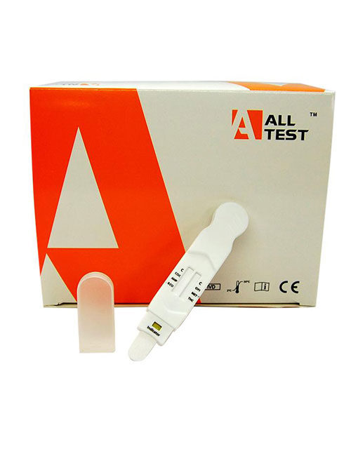 DSD 863 MTD 6 in 1 saliva direct drug testing kit.